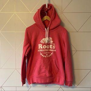 Roots Pink Hoodie